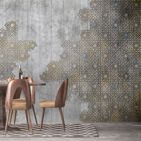 Wallcovering Collection 2016/17 - Marrakech