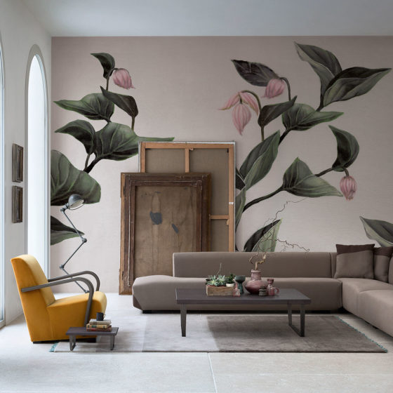 Wallcovering Collection 2016/17 - Medinilla