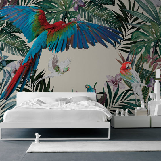 Wallcovering Collection 2016/17 - Parrots
