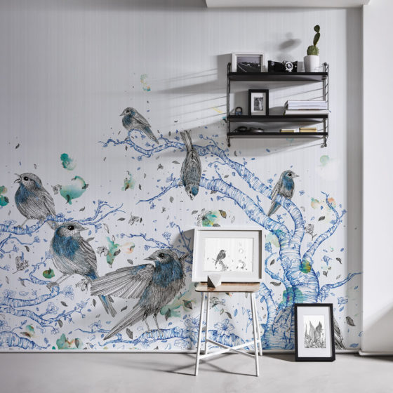 Wallcovering Collection 2017/18 - Branches