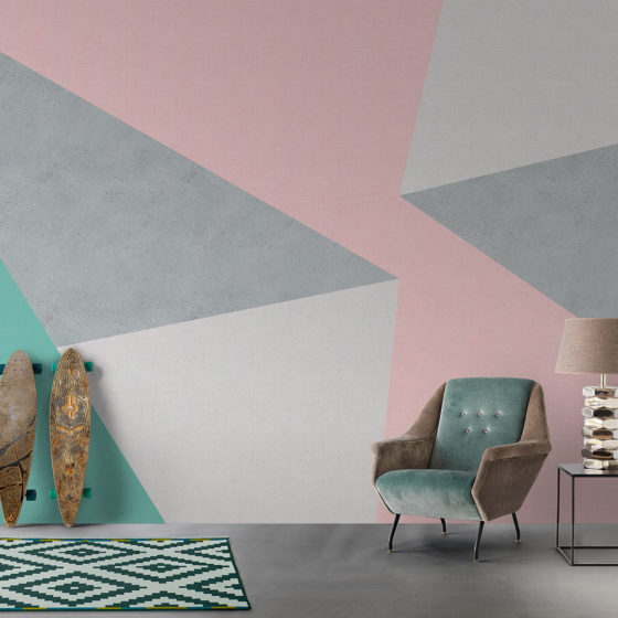 Wallcovering Collection 2017/18 - Polygons