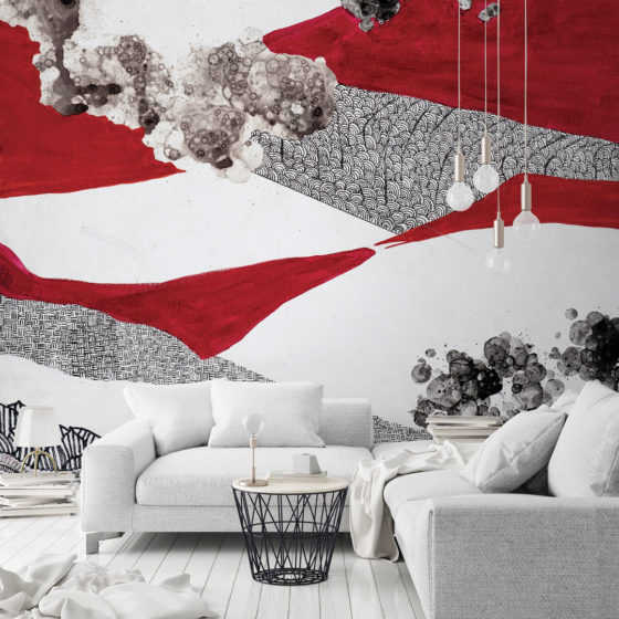 Wallcovering Collection 2017/18 - Scarlet terrain