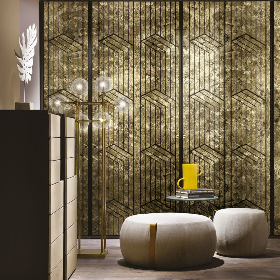 GoldenWall Collection 2018 - Goldfinger