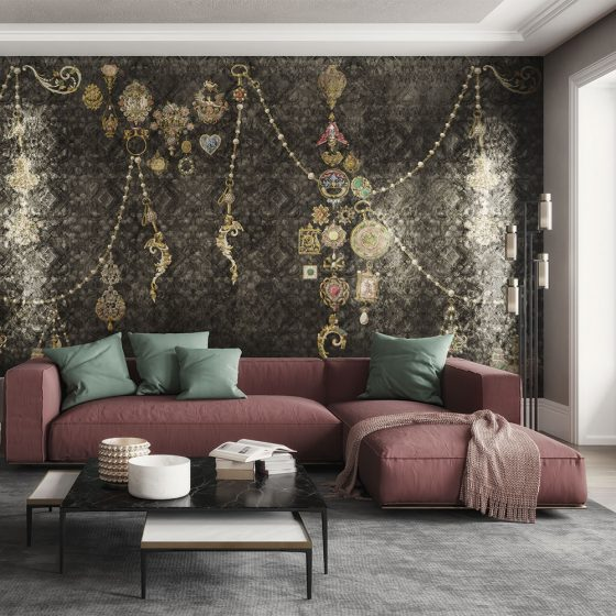 Goldenwall Collection 2020 - Gioielli