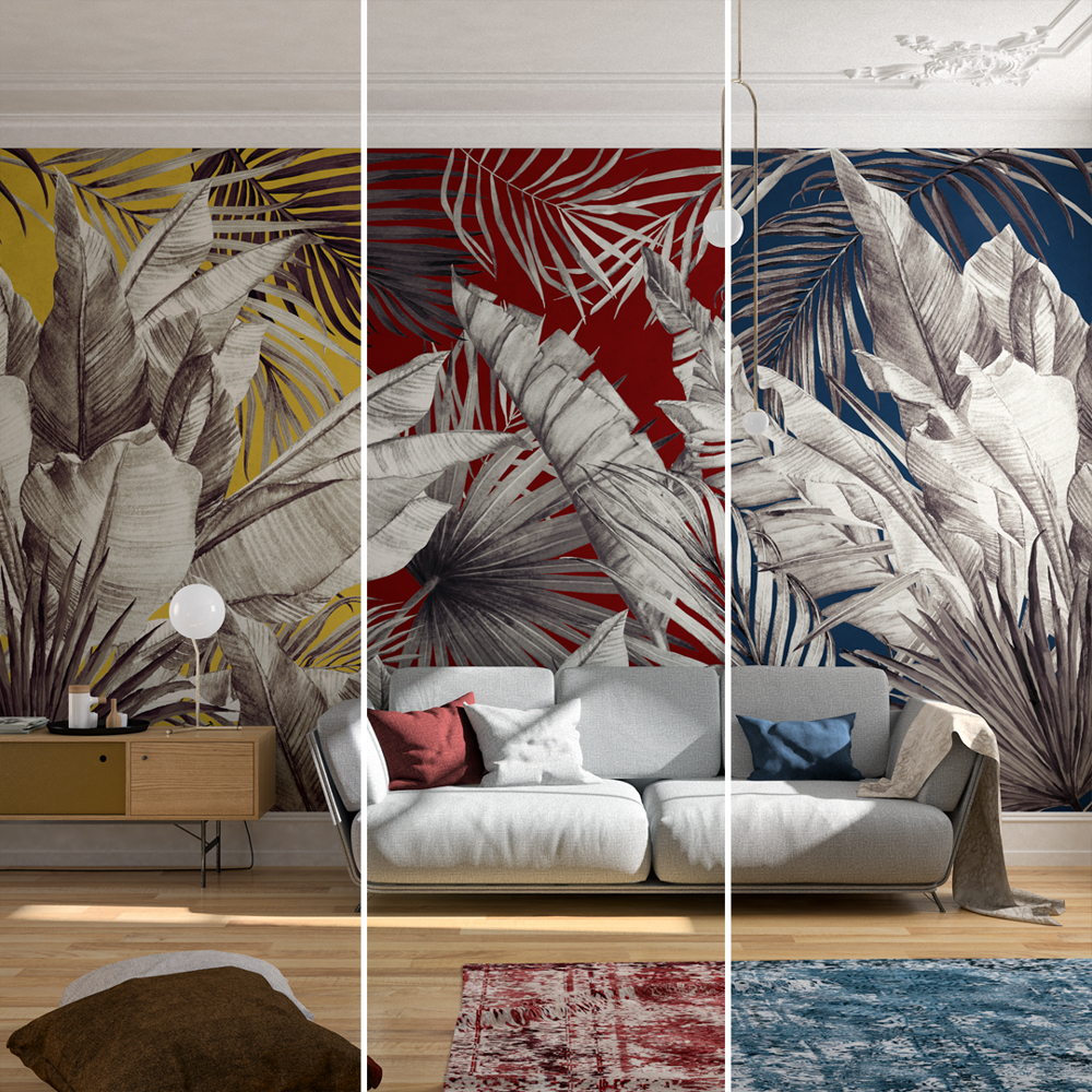 Color is life – Confer a touch of color to your own house