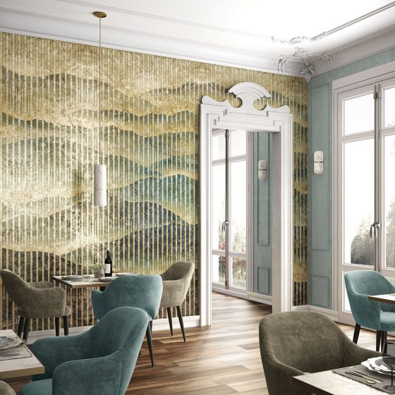 Goldenwall Collection 2020 - Oriente