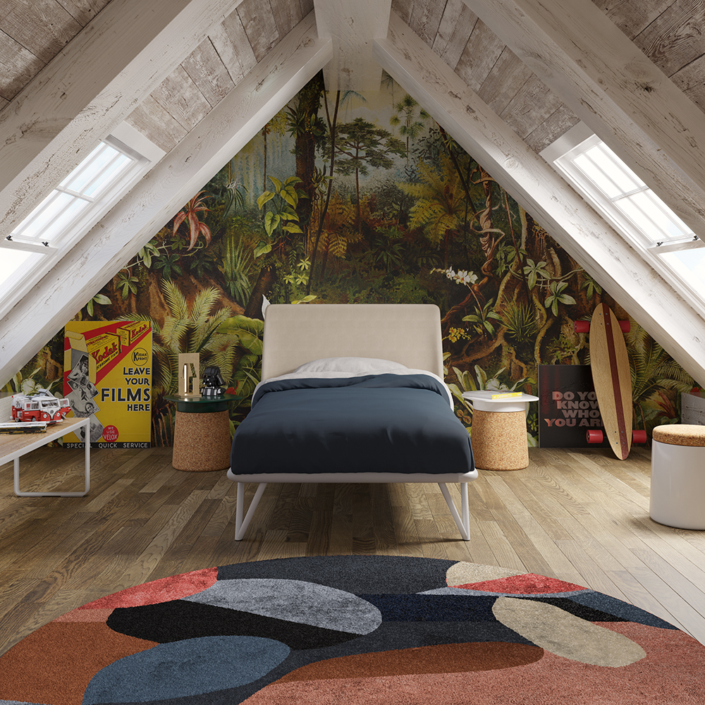 How to renovate a children's room in a simple way